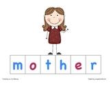 Familes Spelling