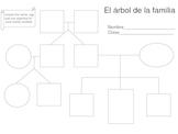 Family Tree Activity Worksheets