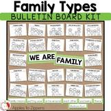 Family Types Bulletin Board