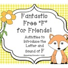 """Fantastic Free """"F"""" for Friends!"""