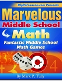 Fantastic Middle School Math Games eBook