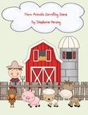 Farm Animals Corraling Math Game