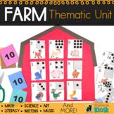 Farm Time Fun: Thematic Common Core Curricular Essentials