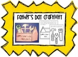 Father's Day Toolbox Craftivity- Color and Cut