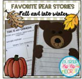 Favorite Bear Stories for Fall and Into Winter...Bear Snor