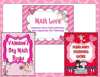 February Activities Bundle