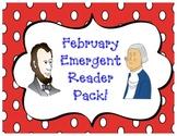 February Emergent Reader Pack!