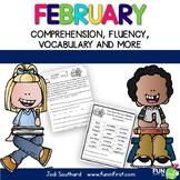 February Fluency Packet