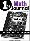 February Math Journal -Interactive Printables