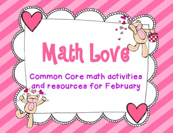 February Math Unit