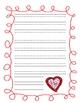 February Writing Paper
