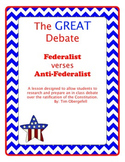 The Great Debate: Federalist vs. Anti-Federalist Constitut