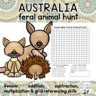 Feral Animal Hunt - Maths Activity