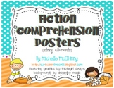 Fiction Comprehension Posters {Story Elements}