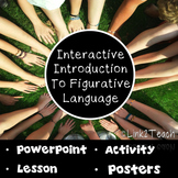 Introduction to Figurative Language Whole Class Activity P