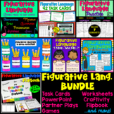 Figurative Language MEGA-BUNDLE (5 craftivities, 7 games,