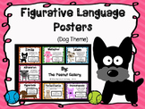 Figurative Language Posters (Dog Theme)