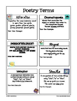 Figurative Language Worksheet Pdf Worksheets For School ...