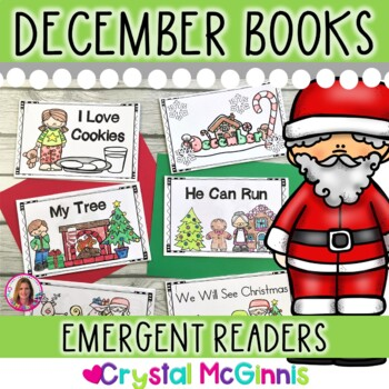 Fill Those Book Boxes December Edition! Emergent Readers for Beginning Readers