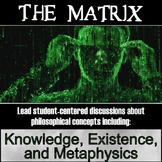 Film: The Matrix (first film) quiz and discussion questions