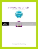 Financial Lit Kit - Enhanced Classroom Economy Tool