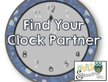 Find Your Clock Partner