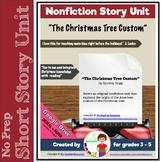 Find the Main Idea (Nonfiction Reading) The Christmas Tree Custom