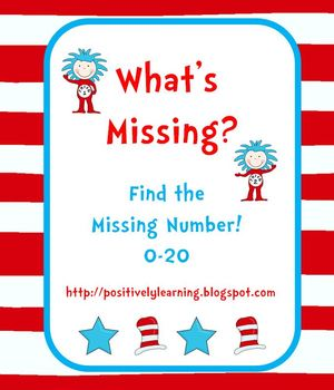 Find the Missing Numbers!