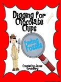 "Finding Fossils Activity ""Digging For Chocolate Clips"""