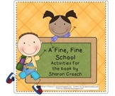 Fine, Fine Fun for A Fine, Fine School (compatible with 3r