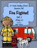 Fire Fighters! Reading Street 2nd Grade 5.1 CCSS 2008 and 2013