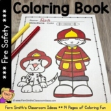 Color For Fun - Fire Safety