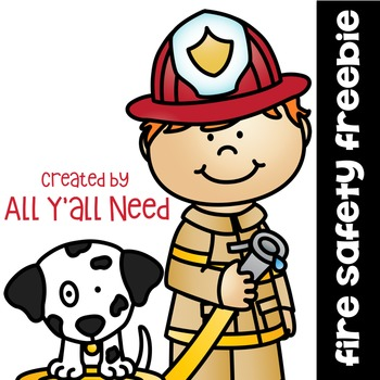 Fire Safety ABC Order {freebie}