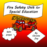 Fire Safety Unit for Special Education