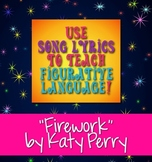 "Free Downloads: ""Firework"" by Katy Perry Poetry Terms Figu"