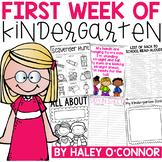 First Days in Kindergarten