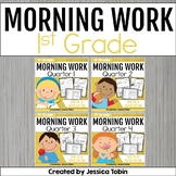 Morning Work First Grade BUNDLE