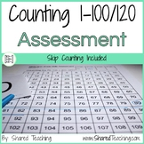 Counting Assessment {Common Core Aligned}