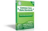 First Grade Common Core Assessment Workbook