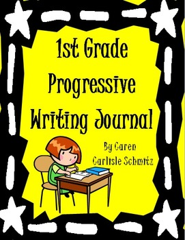 First Grade Common Core Writing Standards - Lessons & Prompts