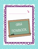 First Grade Data Notebook for Reading and Math - Common Co