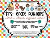 First Grade Folktales: Similar Stories, Different Lands