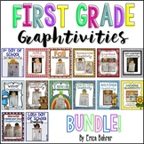 First Grade Graphtivity Bundle