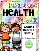 First Grade Interactive Health Journal