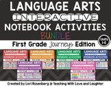 First Grade Interactive Notebooks {Units 1-6 Bundle}