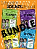 First Grade Interactive Science Journal: BUNDLE