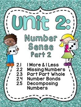 First Grade Math Unit 2
