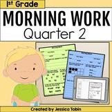 Morning Work 1st Grade- 2nd Quarter