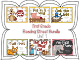 First Grade Reading Street Bundle - Unit 1