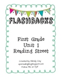 First Grade Reading Street Unit 1 Flashbacks